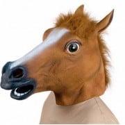 masque selfie - halloween