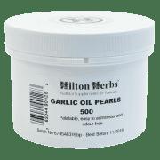 Garlic Oil Pearls- hilton herbs